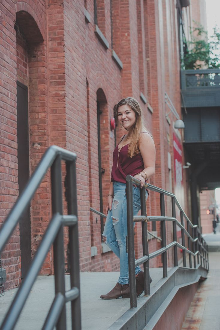 Senior Portraits NYC