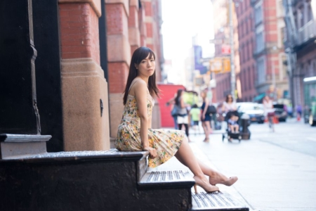 NYC Senior Portrait