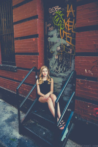 NYC Senior Portraits
