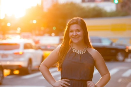 New York City Senior Portraits