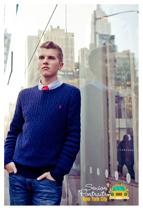 Senior Portraits - New York City